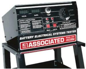 Associated Equipment Aso 6042 500 Amp Carbon Pile Load Tester With Battery