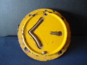 Vintage 6 Volt Directional Arrow Turn Signal 1930 s Bus Or Truck