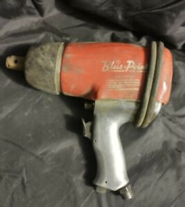 Blue Point 3 4 Air Impact Wrench Gun At750 Pneumatic