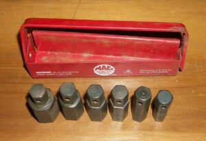 Mac Allen Key Impact Inserts 7 Pc Set