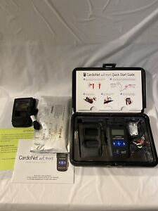 Cardionet Wevent Mobile Heart Monitor Mobile Cardiac Outpatient Telemetry