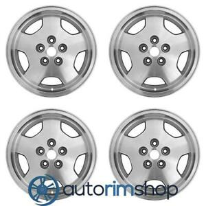 Jeep Grand Cherokee 1997 1998 16 Oem Wheels Rims Full Set