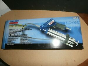 Lincoln Model 1162 Fully Automatic Pneumatic Grease Gun New