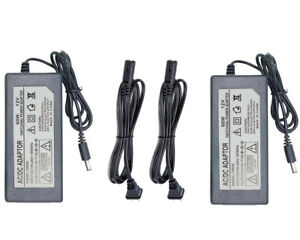 2pcs X 12v 5a 60w Ac To Dc Switching Power Supply Driver Adapter Transformer