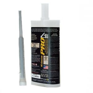 Pc Products Pc concrete Pro High Strength Anchoring Epoxy System 600ml