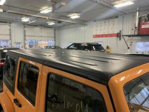2011 2018 Jeep Wrangler Jk Complete Hard Top With Both Freedom Panels