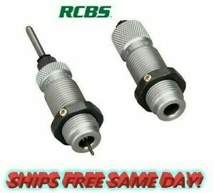 RCBS 2 Die Set for 6.5x55 Swedish Mauser Includes Sizer amp; Seating Die # 13201 $70.88