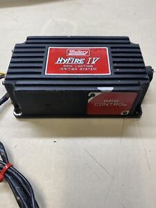 Mallory 692 Hyfire Iv Ignition System Adjustable Rpm Limiter