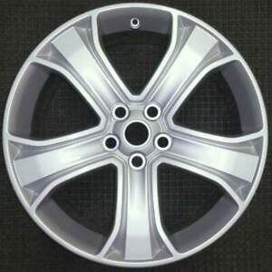 Land Rover Range Rover Sport All Silver 20 Inch Oem Wheel 2010 To 2013