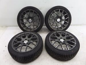 17 Tsw Nurburgring Wheels Vw Mk4 Golf Gti Jetta Audi Tt 5 100 Et45 Snow Tires
