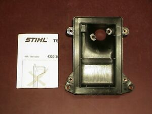 New Oem Stihl Concrete Cut off Demo Saw Air Filter Cleaner Base Ts 400 Ts400