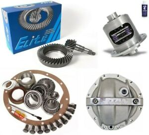 Gm 8 875 Chevy 12 Bolt Truck 4 10 Ring And Pinion Posi Ta Cover Elite Gear Pkg