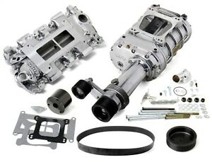 Weiand 7750 1 Pro street Supercharger Kit