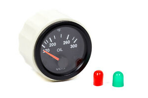 Vdo 300 Oil Temp Gauge Pn 310 106