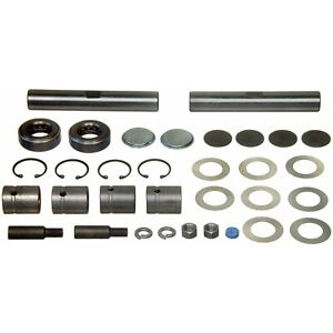 8282b Moog New King Pin Bolt Set Kit Front For Chevy Styleline 2 10 Series 1500