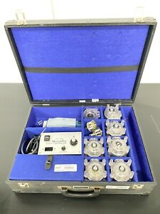Cole parmer Masterflex Speed Controller Peristaltic Pump Heads Accessories Kit