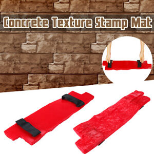 21 2 Slate Seamless Wall Texture Polyurethane Stamping Mat Concrete Cement Diy