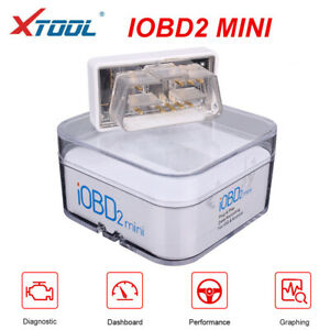 Xtool Iobd2 Mini Diagnostic Fault Code Reader Engine Check Scanner Ios Andriod