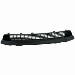 Lower Bumper Cover Xr Xrs With Spoiler Black Fits 2005 2008 Toyota Matrix