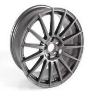 Audi A4 Titanium Gray 18 Inch Oem Wheel 2006 To 2011