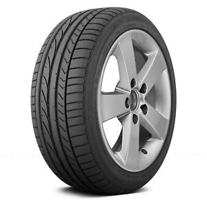 Bridgestone Tire 255 40r17 V Potenza Re050a Ii Rft run Flat Performance
