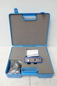 Isl By Pac Ps 400 Model V02303 0 400 c Pt100 Probe Simulator With Case Extras