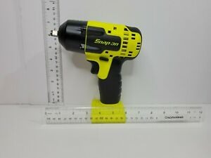 Snap On Tools 3 8 Drive 18v Compact Cordless Impact Wrench Ct8810bhvdb Yellow
