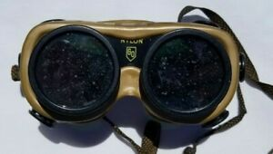 Vintage Go Welding Goggles Steampunk Glasses