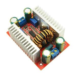 400w 15a Dc dc Power Converter Boost Module Step up Constant Power Supply Us