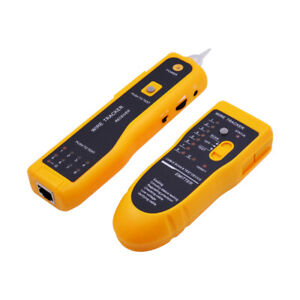 Jw 360 Network Rj11 Line Finder Cable Tracker Tester Toner Wire Tracer Pouch