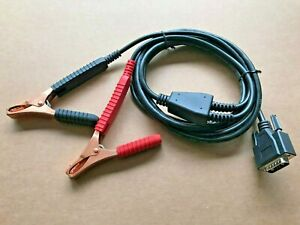 Replacement 10 Test Leads For Otc Matco Sabre Hp Hd Tester Models 3167 3168