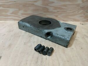 South Bend Heavy Lathe Cross Feed Compound Rest Base