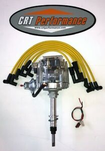Chevy Inline 6 Straight 6 194 230 250 292 Hei Distributor Clear Yellow Wires