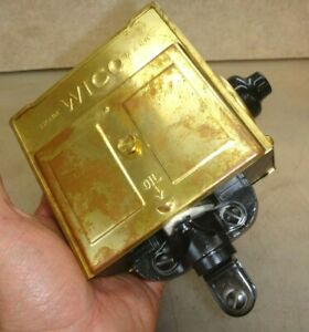 Rebuilt Wico Ek Magneto For An Old Hit And Miss Gas Engine Very Hot Very Nice