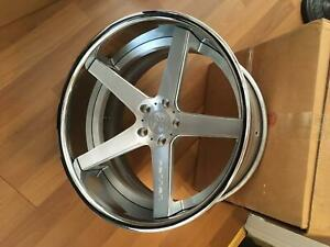 21 Forged 3 Piece Wheels For Bmw Widebody Fitment M6 E63 M3 M5 M4