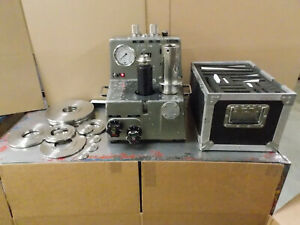 Dhi Dh Instruments Fluke Psi Standard Calibrator 5201 Dwt Dead Weight Tester