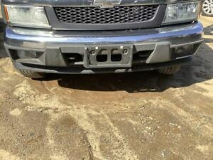 Front Bumper Chrome With Fog Lamps Fits 04 12 Canyon 2688861