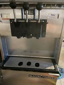 Electro Freeze Ice Cream Machine 30t cmt Single Phase Water Cooled