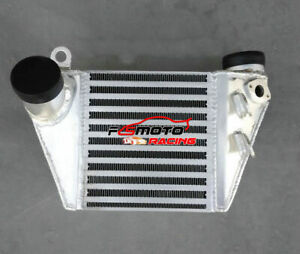 Aluminum Side Mount Cooler Intercooler Golf For Vw Mk4 Audi A3 Bora 1 8 1 9tdi