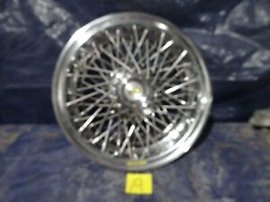 1986 1992 Chevy Caprice 15 Wire Spoke Hubcap Wheel Cover Gm 10201261 A