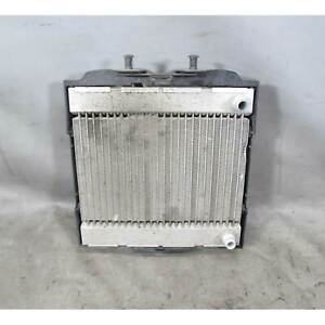 2010 2017 Bmw F07 F10 5 series F01 Factory Left Fender Auxiliary Small Radiator