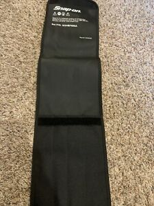 Snap on Sghbf600a Instinct Soft Grip Handle Mixed File Set Storage Pouch Only