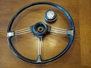 1962 67 Mgb Banjo Steering Wheel
