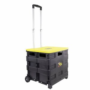 Dbest Products Quik Cart Two Wheeled Collapsible Handcart