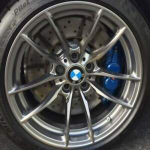 Bmw M3 Painted 18 Inch Oem Wheel 2012 To 2021