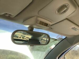 Rear View Mirror With Digital Clock Fits 06 10 Beetle 2465341