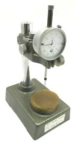 Alina 1 Dial Indicator 0005 k63 W Mitutoyo Dial Gage Stand dgs e