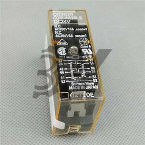 1pc New Omron Relay G7s 4a2b e Dc24v