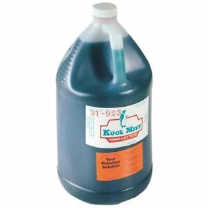 Kool Mist 1 Gallon 77 Concentrated Coolant For Kool Mist Units