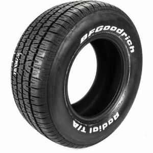 Bf Goodrich 61789 Radial T A Tire P275 60r15 Sold Individually